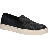 Schuhe Herren Slip on Soldini 20137 K V06 Blau