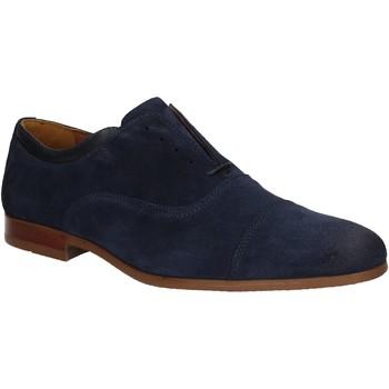 Schuhe Herren Derby-Schuhe Marco Ferretti 140657 Blau