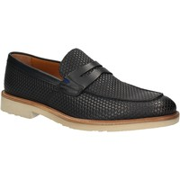 Schuhe Herren Slipper Maritan G 160771 Blau