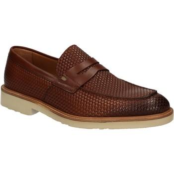 Schuhe Herren Slipper Maritan G 160771 Braun