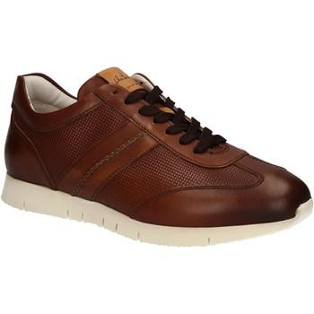 Schuhe Herren Sneaker Low Maritan G 140658 Braun