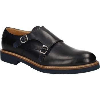 Schuhe Herren Slipper Rogers 894-17 Blau