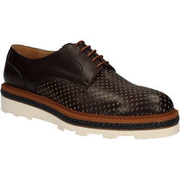 Schuhe Herren Derby-Schuhe Rogers WILLY Braun