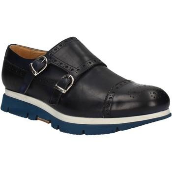 Schuhe Herren Derby-Schuhe Rogers RUN09 Blau