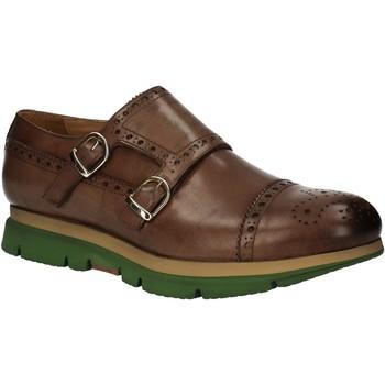 Schuhe Herren Derby-Schuhe Rogers RUN09 Braun