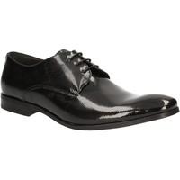 Schuhe Herren Derby-Schuhe Rogers 9235A Schwarz