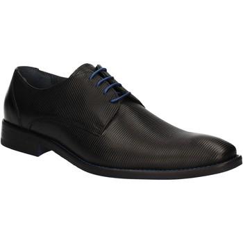 Schuhe Herren Derby-Schuhe Rogers 1608B Schwarz