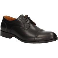 Schuhe Herren Derby-Schuhe Rogers 1602B Schwarz