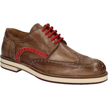 Schuhe Herren Derby-Schuhe Exton 609 Braun