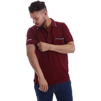 Kleidung Herren Polohemden Key Up 2827Q 0001 Rot