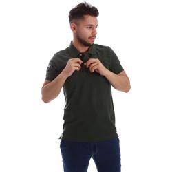 Kleidung Herren Polohemden Key Up 255QG 0001 Grün