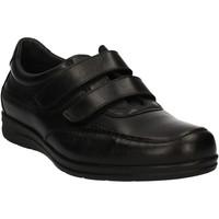 Schuhe Herren Derby-Schuhe Baerchi 3805 Schwarz