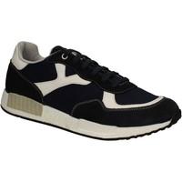 Schuhe Herren Sneaker Low Keys 3063 Blau