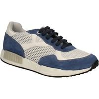 Schuhe Herren Sneaker Low Keys 3065 Blau