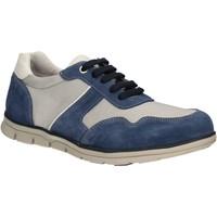 Schuhe Herren Sneaker Low Keys 3071 Blau