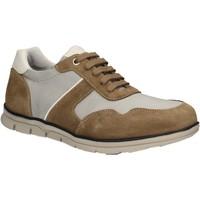 Schuhe Herren Sneaker Low Keys 3071 Braun