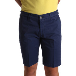 Kleidung Herren Shorts / Bermudas Sei3sei PZV132 71336 Blau