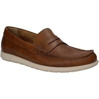 Schuhe Herren Slipper Maritan G 460364 Braun