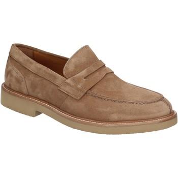 Schuhe Herren Slipper Maritan G 160772 Braun