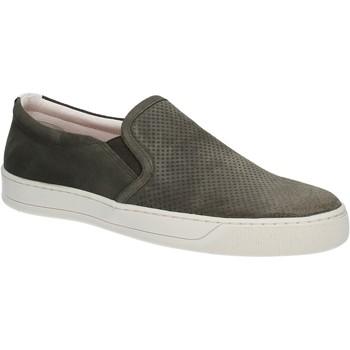 Schuhe Herren Slip on Marco Ferretti 260033 Grün