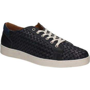 Schuhe Herren Sneaker Low Keys 3027 Blau
