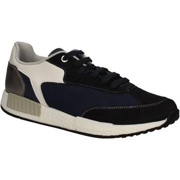 Schuhe Herren Sneaker Low Keys 3061 Blau