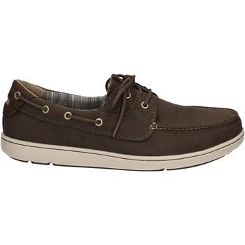 Schuhe Herren Bootsschuhe Rockport BX2041 Grün