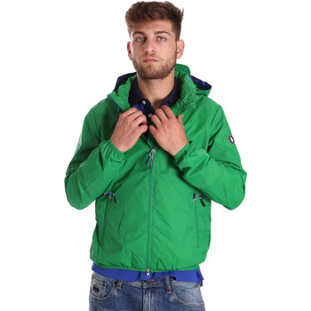 Kleidung Herren Windjacken U.S Polo Assn. 38275 43429 Grün