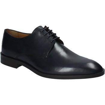Schuhe Herren Derby-Schuhe Marco Ferretti 111856 Blau