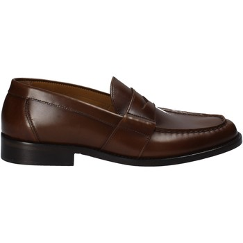 Schuhe Herren Slipper Maritan G 160496 Braun
