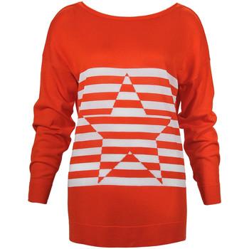 Kleidung Damen Pullover Denny Rose 73DR15013 Orange