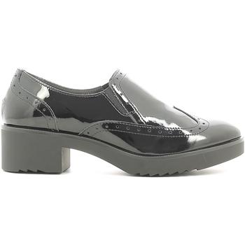 Schuhe Damen Slipper Susimoda 865884 Schwarz