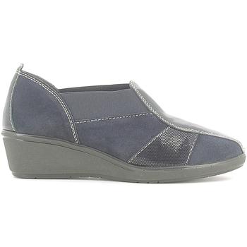 Schuhe Damen Slipper Susimoda 840868 Blau