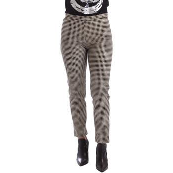 Kleidung Damen Chinohosen Gaudi 64FD20235 Schwarz