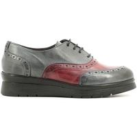 Schuhe Damen Derby-Schuhe Rogers 1520 Grau