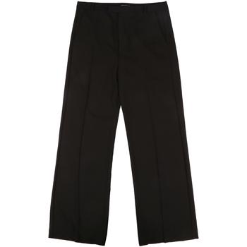 Kleidung Damen Anzughosen Fornarina BIF1I68C96600 Schwarz