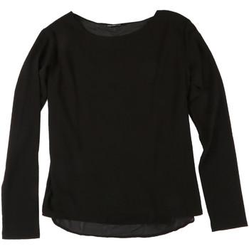 Kleidung Damen Pullover Fornarina BIF4547C96600 Schwarz