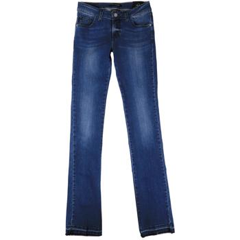 Kleidung Damen Slim Fit Jeans Fornarina BIR1I98D853YV Blau