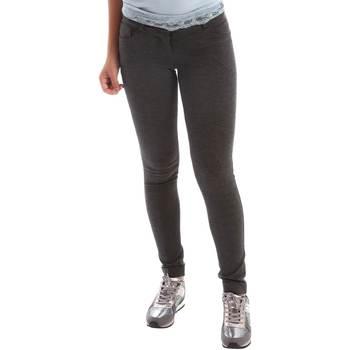 Kleidung Damen 5-Pocket-Hosen Animagemella 17AI108 Grau