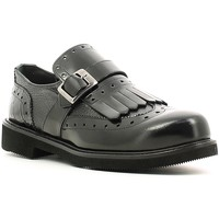 Schuhe Damen Derby-Schuhe Melluso K20041 Schwarz