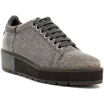 Schuhe Damen Sneaker Low Apepazza DLG06 Grau