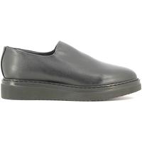 Schuhe Damen Slipper Marco Ferretti 160650MF Schwarz
