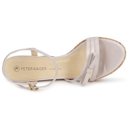 Peter Kaiser RUTH Sandaletten Beige  Schuhe Sandalen / Sandaletten RUTH Damen 115,50 5417f2