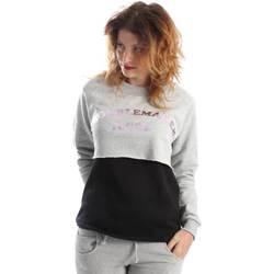 Kleidung Damen Sweatshirts Shoeshine A6GD2642 Grau
