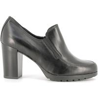 Schuhe Damen Ankle Boots Grace Shoes 6621739 Schwarz