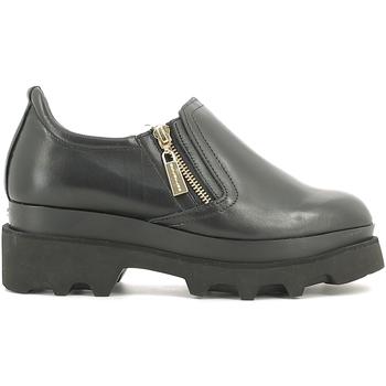 Schuhe Damen Slipper Fornarina PIFST9576WCA0000 Schwarz