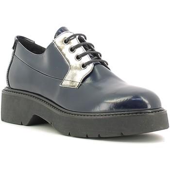 Schuhe Damen Derby-Schuhe Carmens Padova A38269 Blau