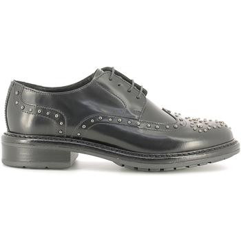 Schuhe Damen Derby-Schuhe Soldini 19963-B Schwarz