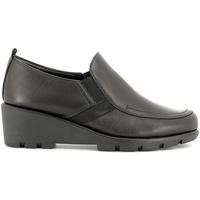 Schuhe Damen Slipper The Flexx B413/01 Schwarz