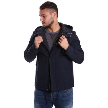 Kleidung Herren Daunenjacken Antony Morato MMCO00424 FA600100 Blau